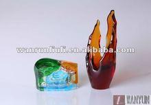 Hot selling bohemia crystal wine glass
