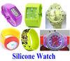 Newest Silicone Slap Watch, LED Watch, LED Watch