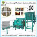 Xinneng nueva generación de biomasa de aserrín / virutas de madera de briquetas máquina de la prensa
