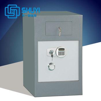 big electronic safe deposit box