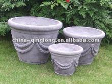 2012 hot sale clay pot flower planter QL-479