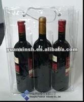 High quality pvc wine cooler bag