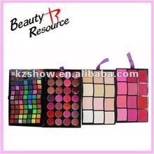 Eyeshadow & Lip balm & Powder & Blusher