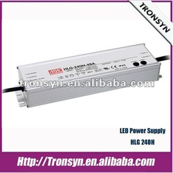 Meanwell Led Driver/Meanwell Power Supply HLG-240H 240W Led Driver Module with Dimming Function