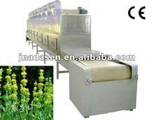 Flor de hibisco, Cottonrose hibisco, Lótus microondas secador e esterilizador máquina de equipamento de secagem
