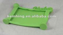 2013 Cute Silicone Rubber Case for iPad mini soft silicon case