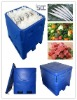 Rotomold Fish tub,1000L insulated ice box,Large cooler