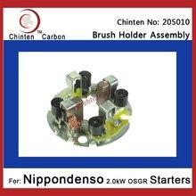 Denso starter motor brush holder - brush size 8*25*15.5