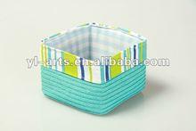 paper straw storage bin for sundry of desk