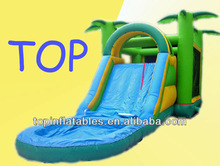 Commercial Inflatable Combo,inflatable water slide