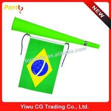nbq World cup fans Vuvuzela horn fan horn