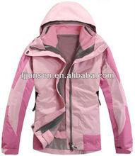 winter fashion outdoor hiking jackets sports coat unisex