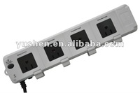 USA power extension socket for pc