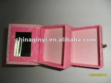 cardboard jewelry box