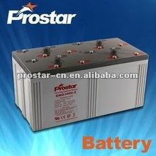 2v 1500ah stationary gel battery