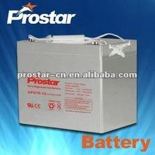 lead acid battery specific gravity