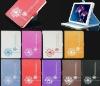 Tablet case Dandelion pu folio leather case for ipad mini super slim fit