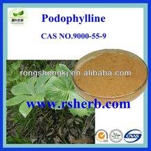 natural de podofilina resina com preços competitivos