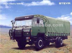 sinotruk howo 4x4 diesel van