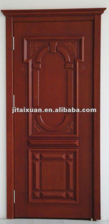 Entry Door Solid Core Wood Modern Doors Buy Solid Core