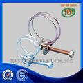 kabelschellen aus metall double wire schlauchklemme federstahl gürtelclip manfacturer in china