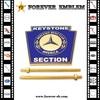 Luxuary car badge emblem