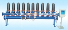 wastewater treatment plant Discal filter