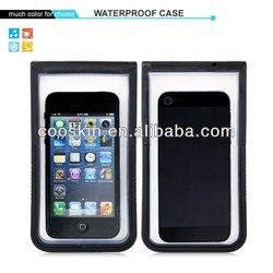 Leisure Plastic Waterproof ipad case from cooskin