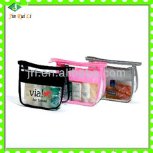 clear pvc travel pouch Factory direct sale