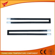 Lab use high temperature industrial silicon carbide ceramic heater