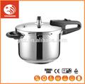 La venta de nuevo batería de cocina de acero inoxidable olla de presión de utensilios de cocina.