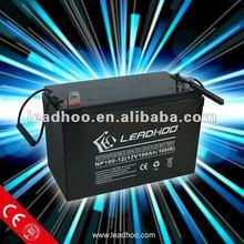 12v 100ah lead acid battery for ups