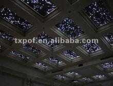 2012 New design Children's home LED Decoration fiber optic star ceiling