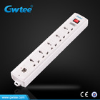 USB portable battery powered switch socket outlet