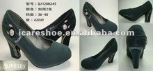 2012 Woman Fashion Leather Shoes Genuine Stock