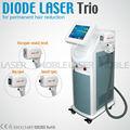 semelhante ao lightsheer laser 808nm para a remoção permanente do cabelo do laser de diodo