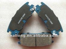 Great Wall/Opel/Vauxhall/Isuzu Car Parts brake pad D580