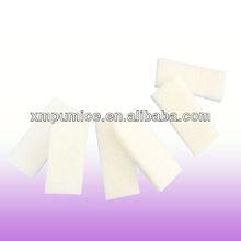 White Disposable Pumice Sponge Stone