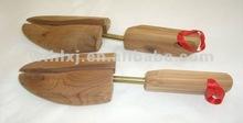 SL-FX cedar wooden shoe tree