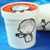 disposable hot soup paper bowl ,disposable hot soup paper container ,biodegradable soup paper cup