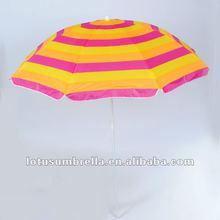 1.5m*8 K Outdoor Beach Umbrella