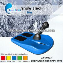 TUV Get Ready winter Outdoor Childrens Plastic Snow bob