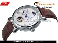 NFast shipping & Deluxe Military Mens Automatic Mechanical Wrist Watch Xmas Gifts