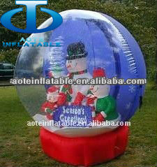 Mini inflatable christmas new hot items for 2013
