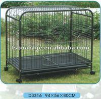 Metal Pet Cage 94X64X68cm