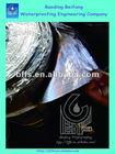 flashing SBS flexible bitumen rubber roofing waterproofing membrane