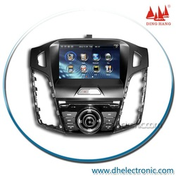 2 din 8 inch special car dvd for ford focus 2012 with built-in GPS,Bluetooth, ipod, radio