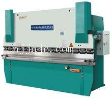 sheet metal bending manual machine