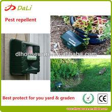 ultrasonic pest repeller & birds repelling units / dog / cat repellent