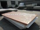 Plastic UHMWPE high density polyethylene extruded sheet